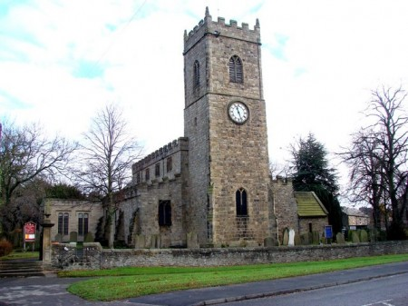 Lanchester All Saints Church